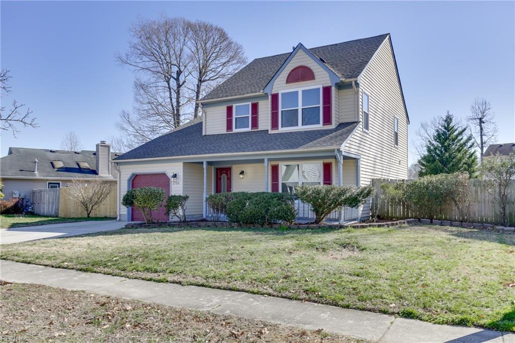 2588 Archdale Dr In Virginia Beach Va Home For Sale