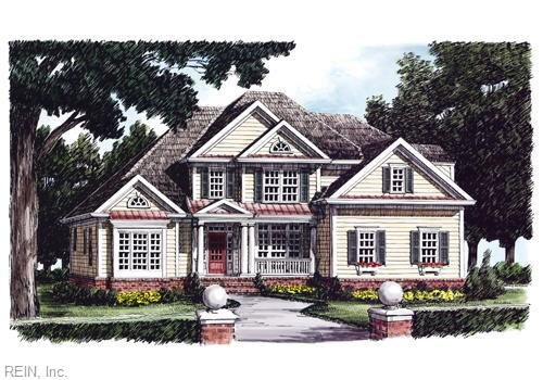 Home for Virginia farmhouse plans