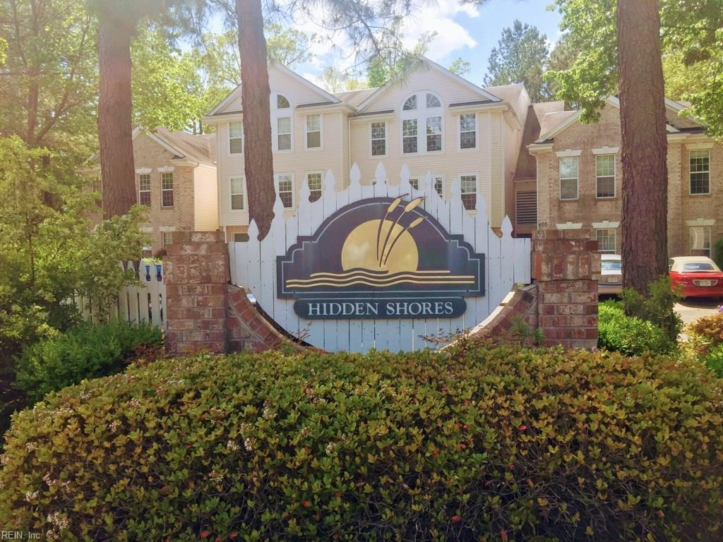 Photo of 405 Hidden Shores CT, Unit 102, Virginia Beach, VA  23454,