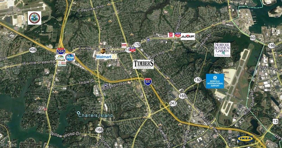 Photo 4 of 1336 E TANNERS CREEK DR, Norfolk, VA  23513,