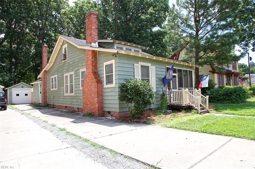 Photo 1 of 104 Cherokee RD, Hampton, VA  23661,