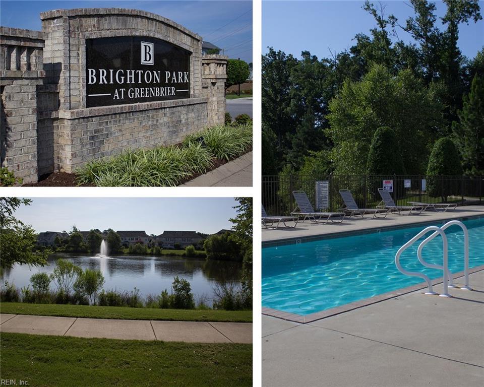 Homes For Sale In Brighton Park Chesapeake