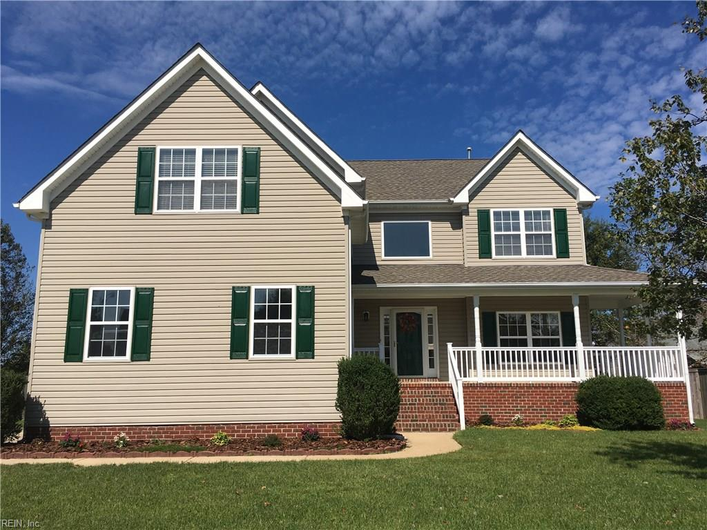Photo 1 of 1605 Whippoorwill TRCE, Chesapeake, VA  23322,
