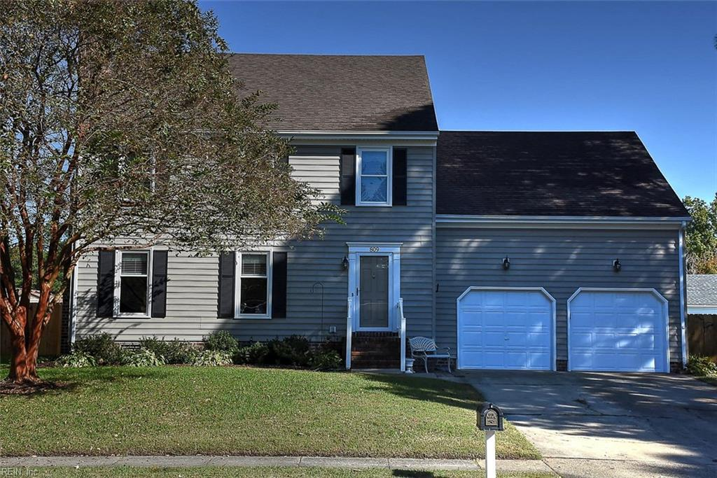 Photo 1 of 809 Woodrow CT, Chesapeake, VA  23322,