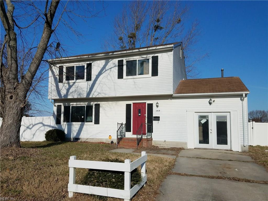 Photo of 1810 Mehrens CT, Hampton, VA  23663,