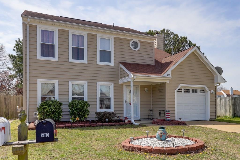 Homes For Sale In Ocean Lakes Virginia Beach Va