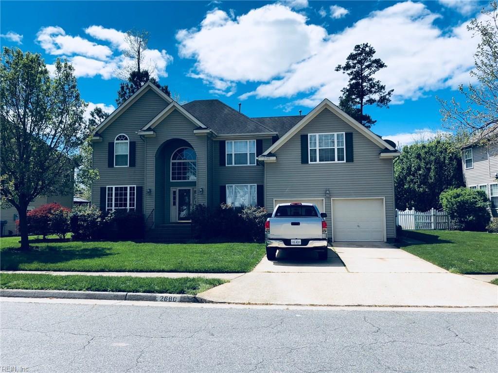 Homes For Sale In Castleton Virginia Beach